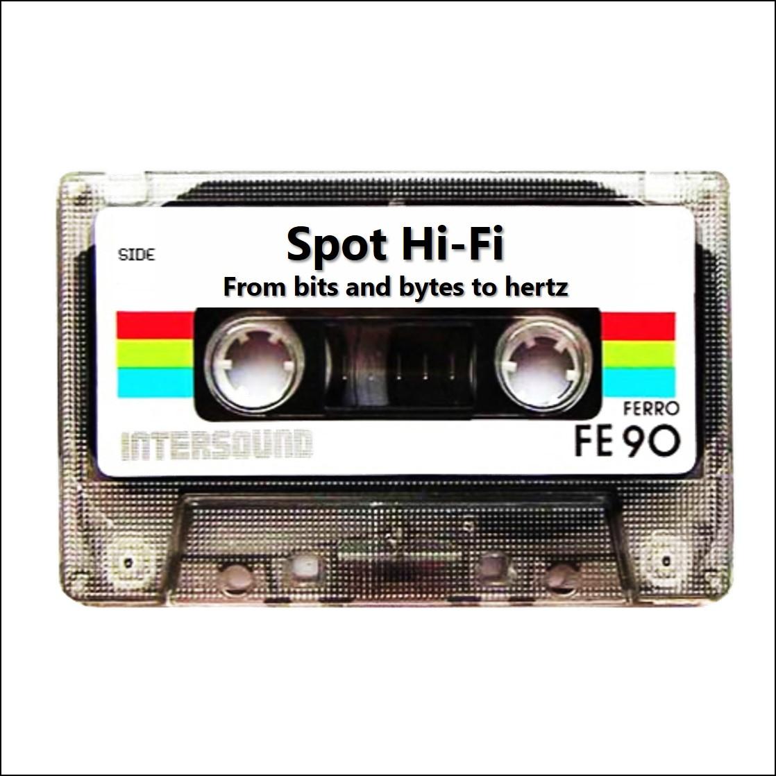 imagem do programa Spot Hi-Fi