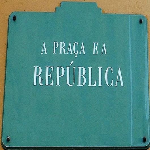 imagem do programa A Praça e a República