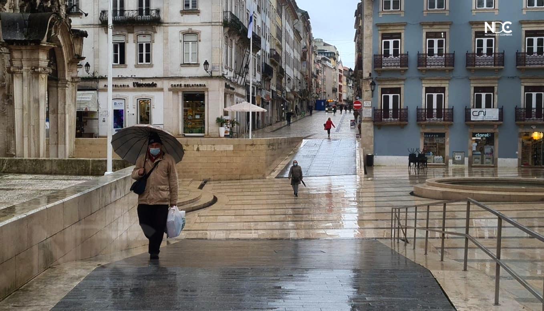 Baixa de Coimbra- maio 2020
