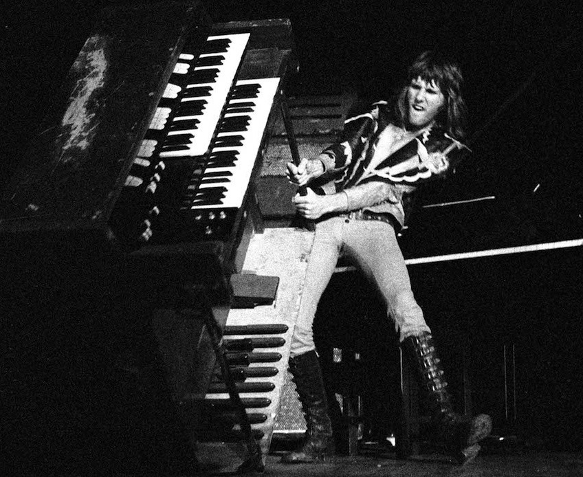 Photo of Keith EMERSON and EMERSON LAKE & PALMER
