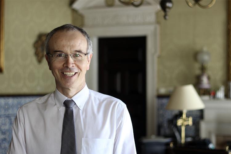 Joao Gabriel Silva – Ex-reitor da Universidade de Coimbra