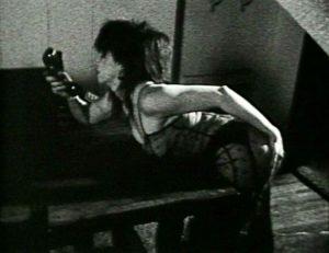 Lydia Lunch em Fingered, 1986