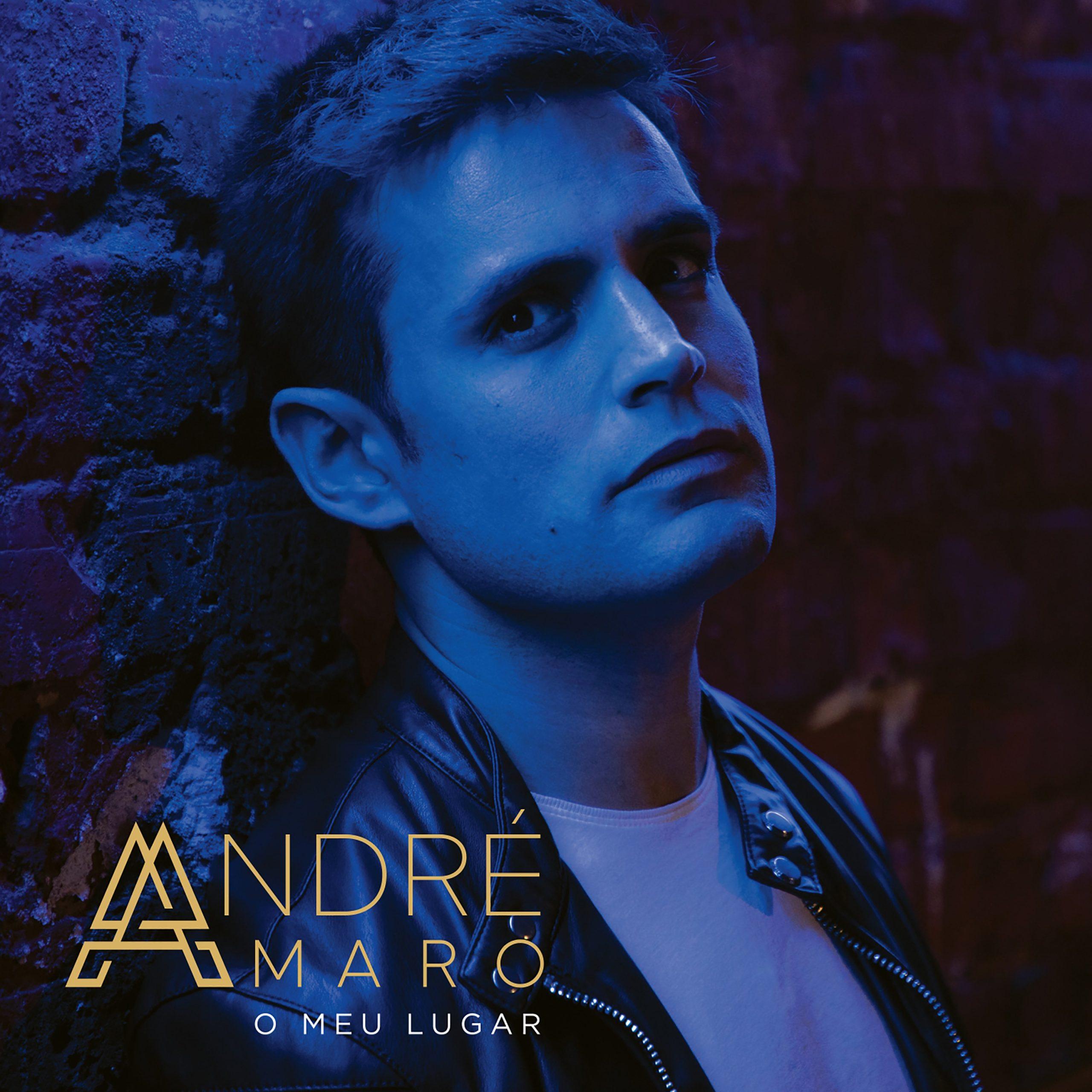 Andre Amaro_capa album