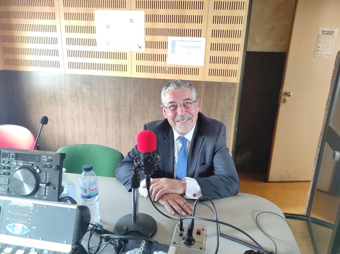 Manuel Machado na RUC