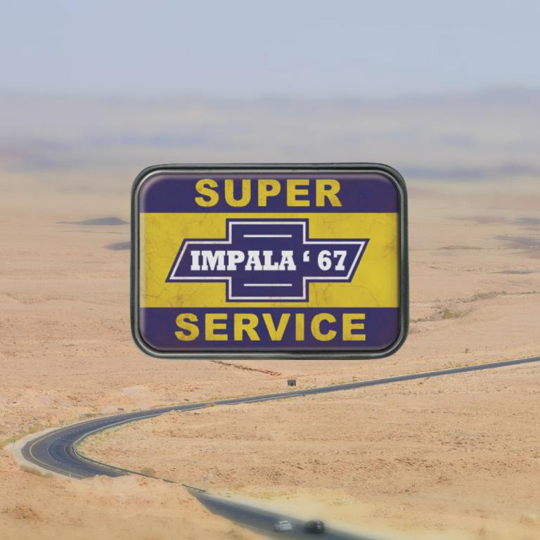 impala 8 set