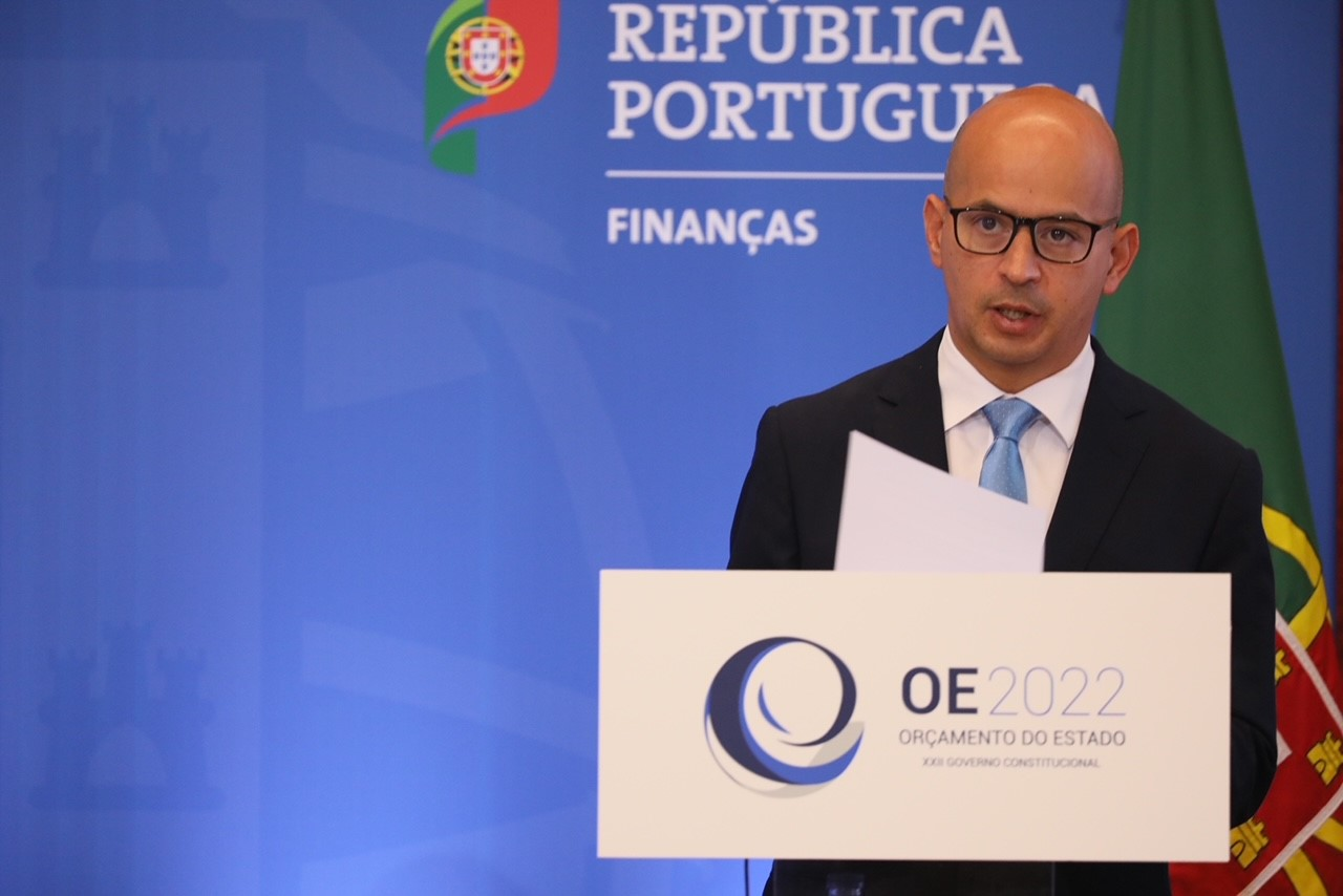 FOTO Ministro das Financas