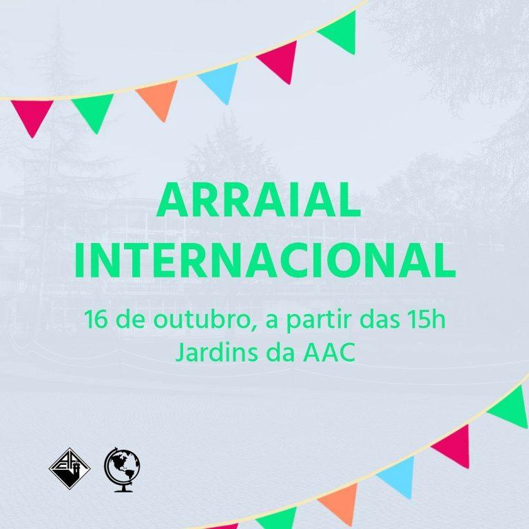 arraial internacional