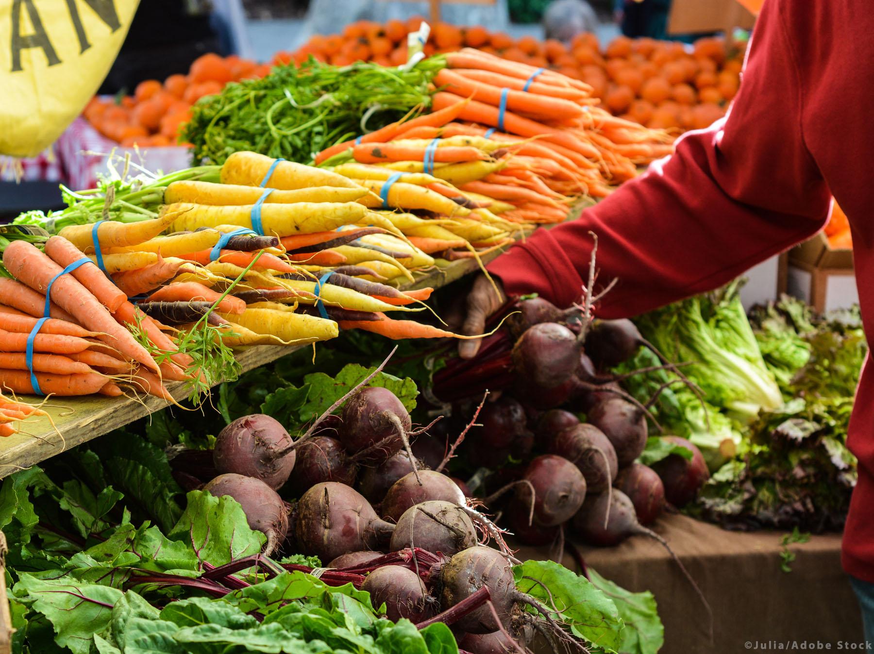 Sacramento Farmers Market
